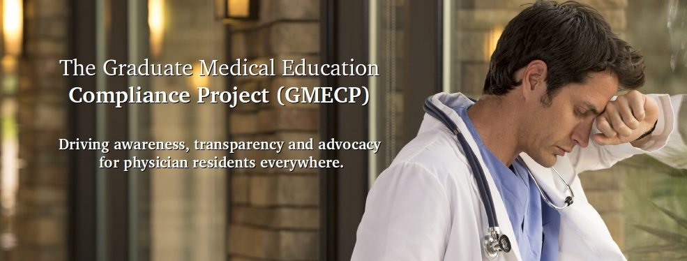 The Graduate Medical Education Compliance Project (GMECP)